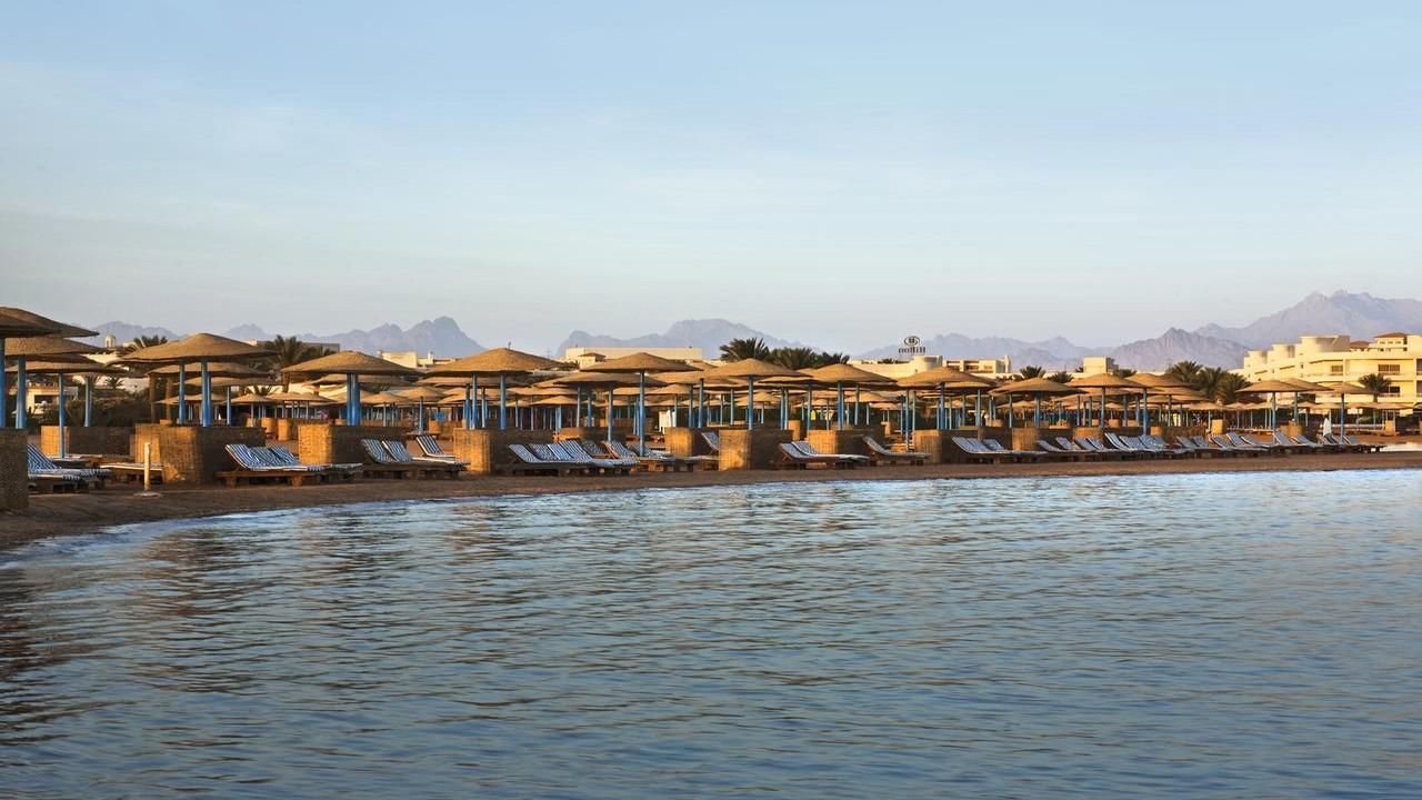 Hurghada Long Beach Resort 4* - ПЕРЛИТЕ НА ЕГИПЕТ - Кайро и Хургада - полет от Варна до Кайро 2021 г.