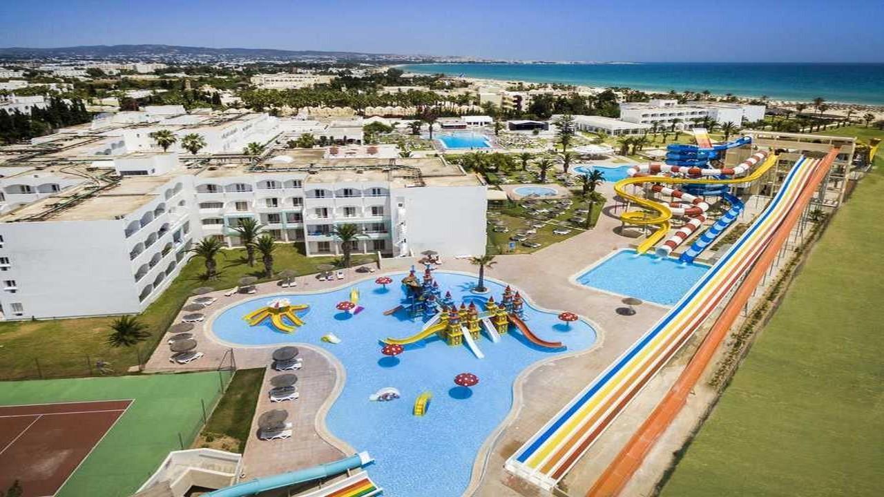 Splash World Venus Beach - Почивка в Тунис - полет от Варна
