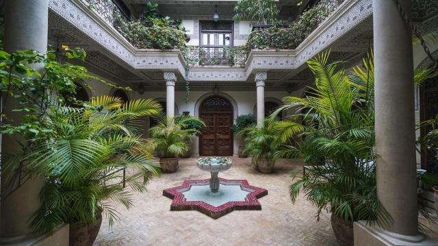 Мароко от А до Я - настаняване в хотели 3*