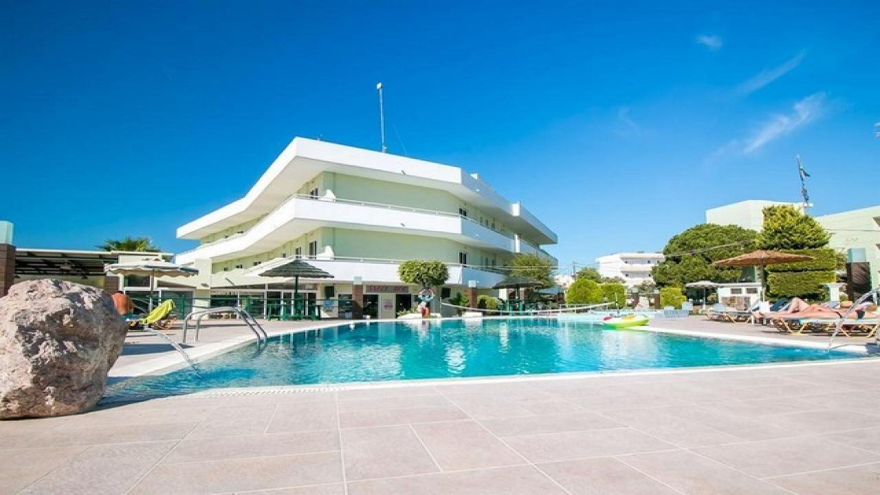 Stamos Hotel 3* - Почивка на о-в Родос - дати през 2021 г.
