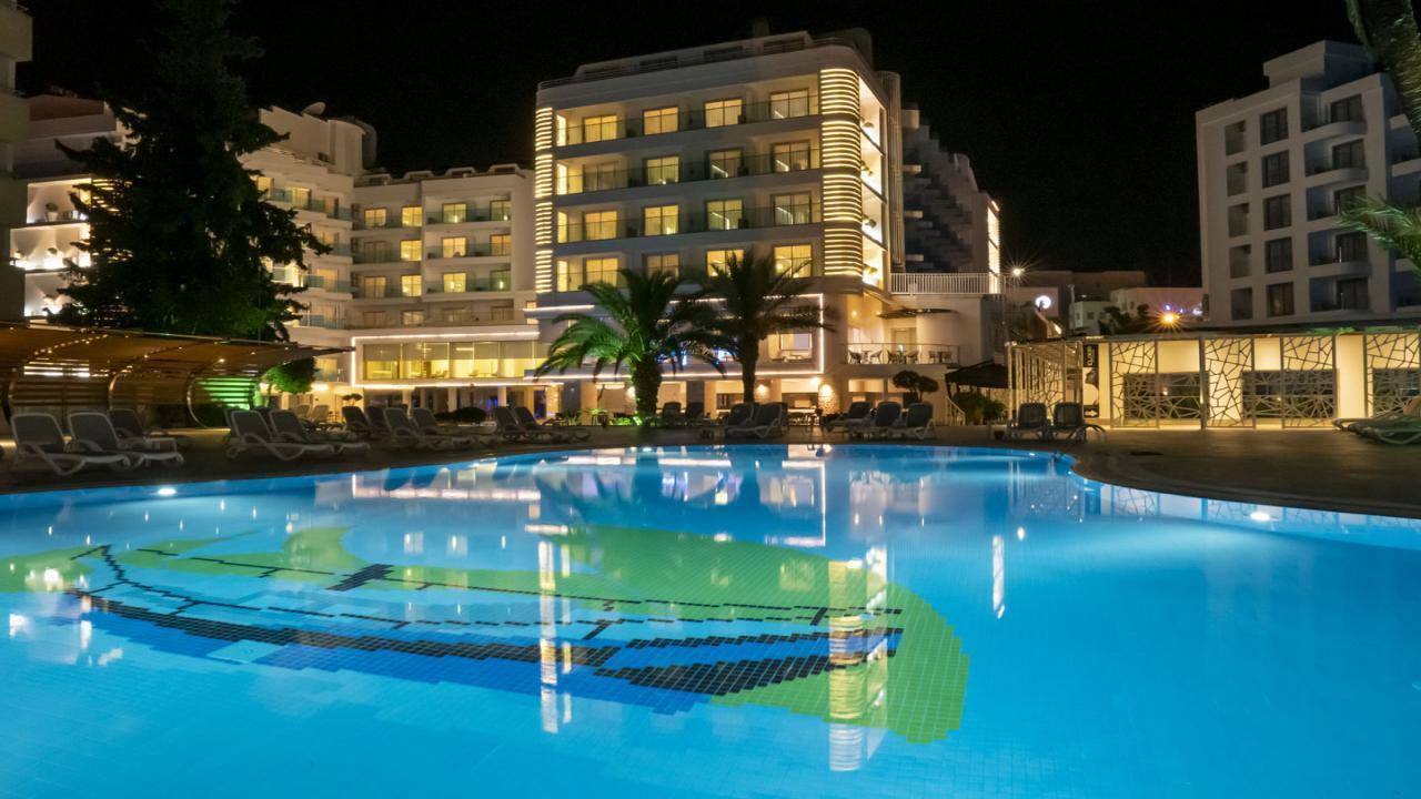Blue Bay Platinum Hotel - Почивка в Мармарис с полет от София