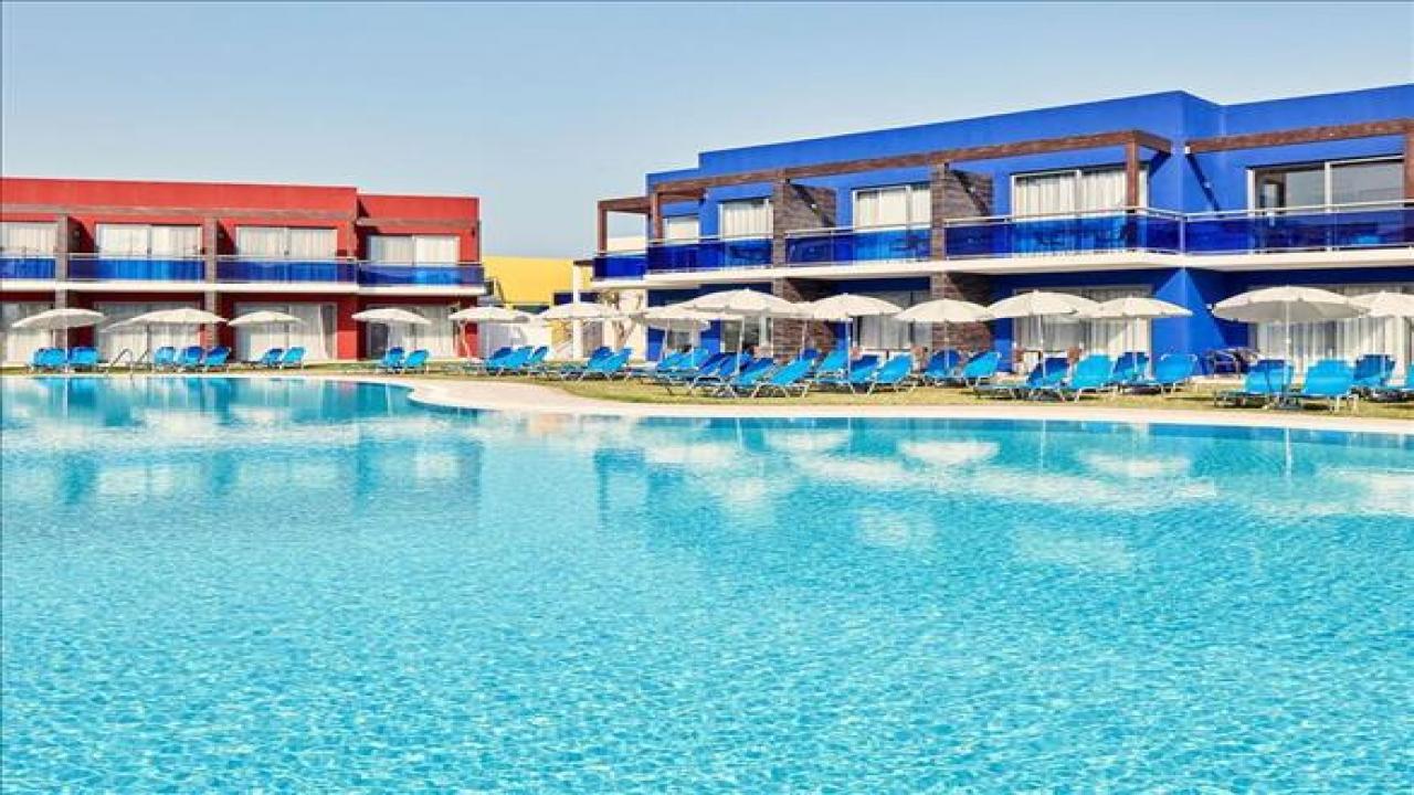 All Senses Nautica Blue Exclusive Resort 5* 5* - Почивка на о-в Родос - дати през 2021 г.