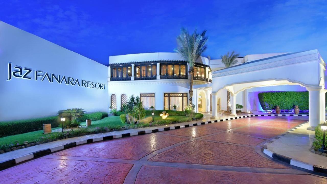 Jaz Fanara Resort - Луксозният курорт Шарм ел-Шейх - 7 нощувки - полет от Варна
