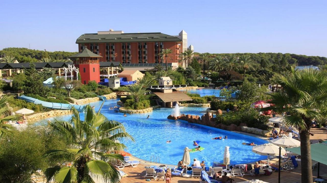 TUI Pegasos Resort 5* - Почивка в Анталия  с чартър от Варна
