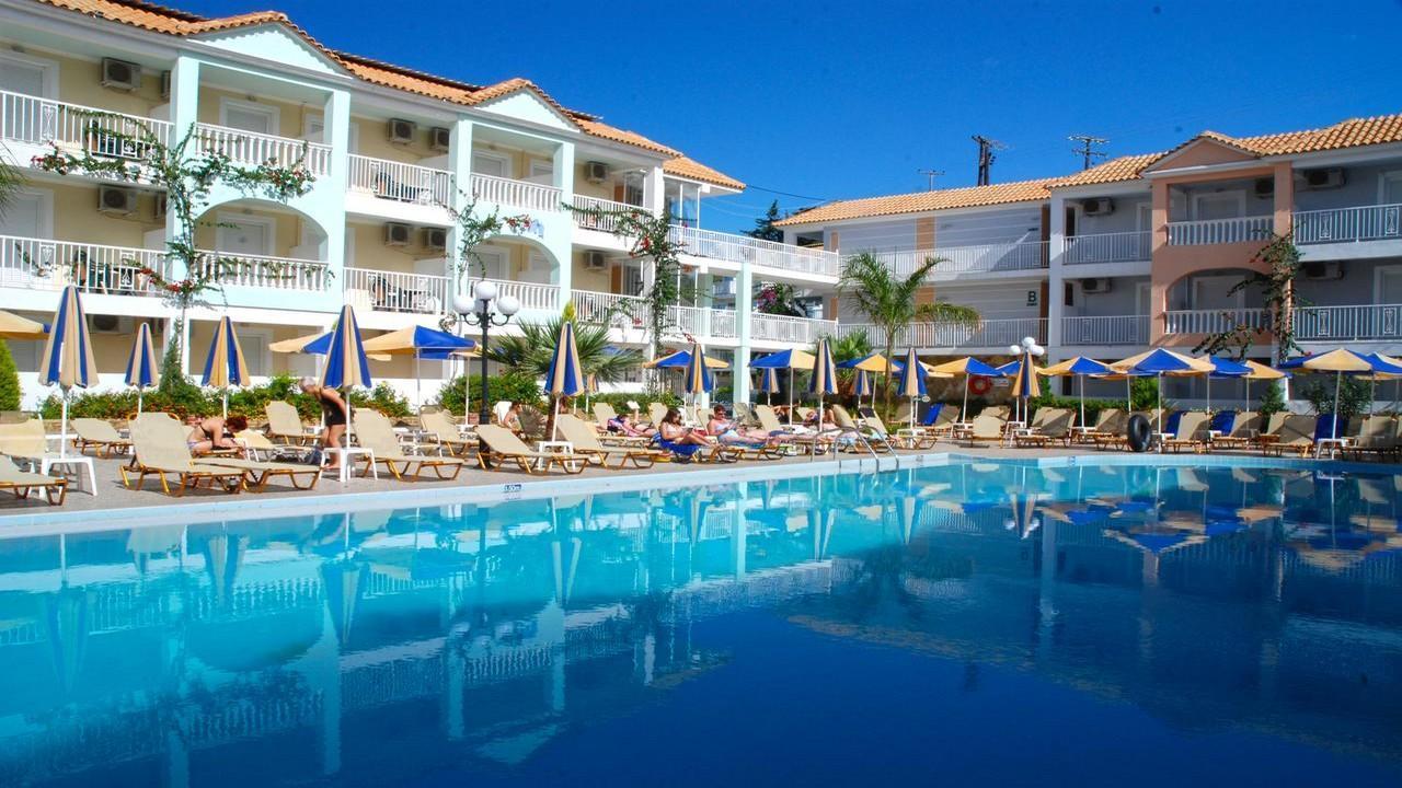 Tsilivi Admiral Hotel - Почивка на о-в Закинтос