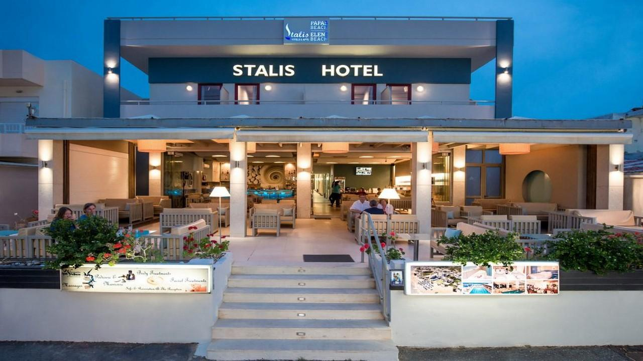 Stalis Hotel 3* - О-в Крит - дати през 2021 г.