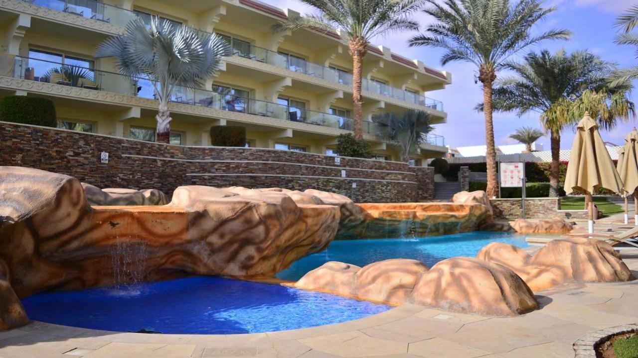 Xperience Sea Breeze Resort - Луксозният курорт Шарм ел-Шейх - 7 нощувки - полет от София