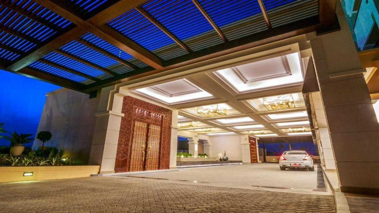 Hotel Intercontinental - Оман – истинска арабска приказка