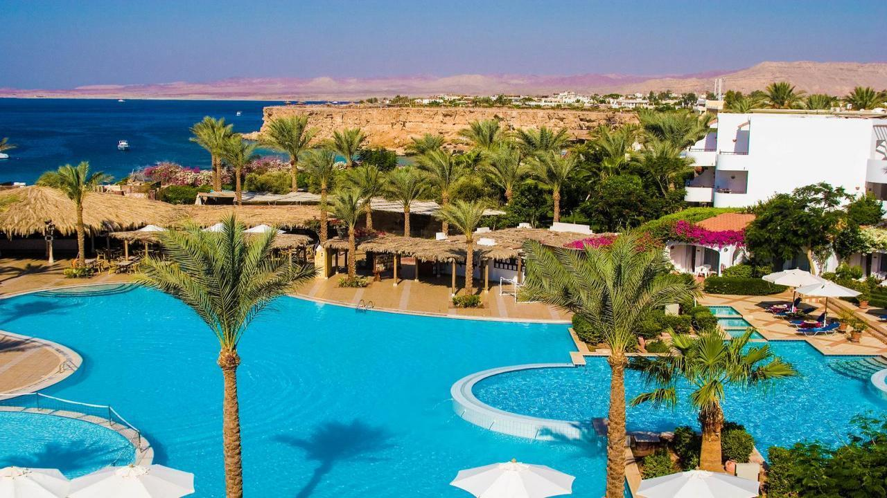 Jaz Fanara Resort - Луксозният курорт Шарм ел-Шейх - 7 нощувки - полет от София
