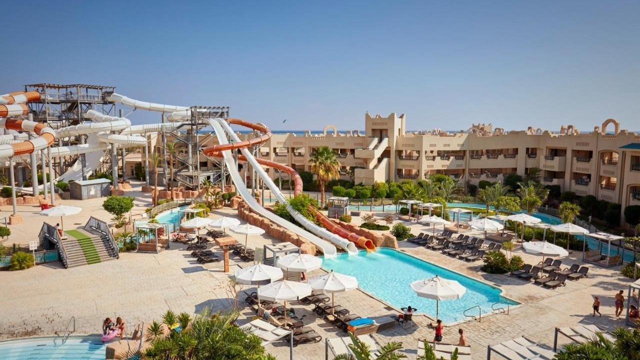 Coral Sea Water World Resort 4* - Луксозният курорт Шарм ел-Шейх - 7 нощувки с полет от София 2021 г.