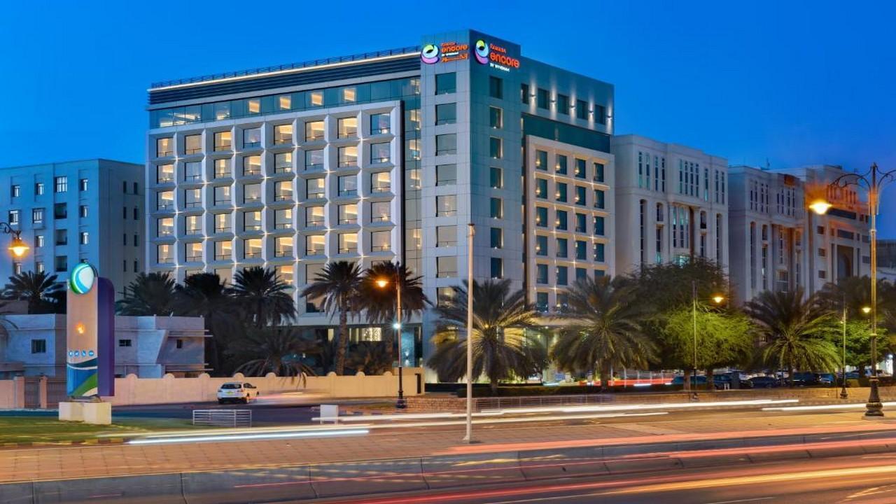 Hotel Ramada Encore - Оман – истинска арабска приказка