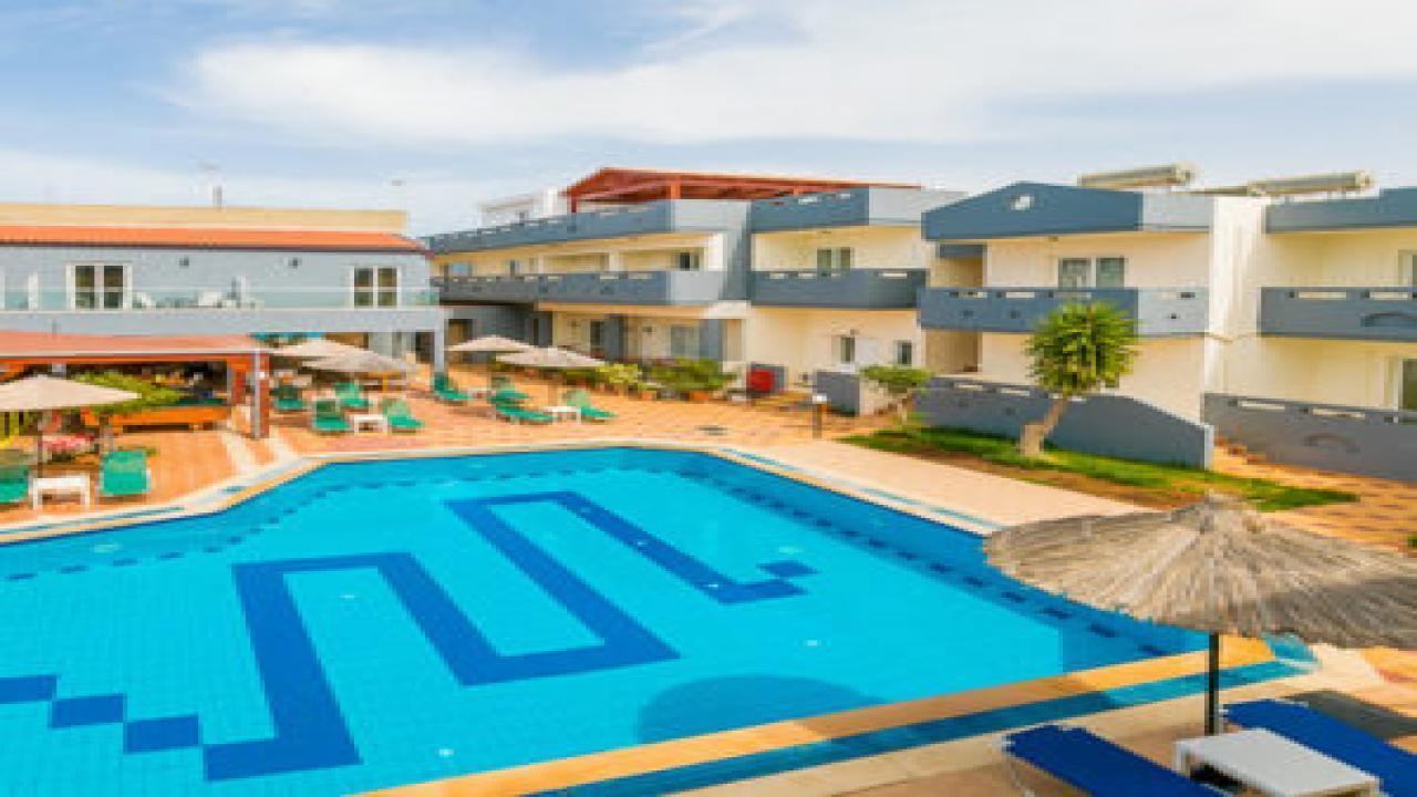 Anthoula Village - О-в Крит