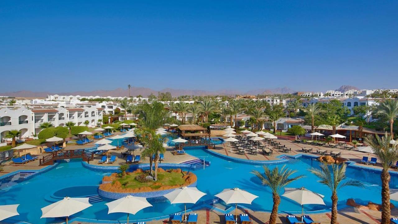 Sharm Dreams Resort - Луксозният курорт Шарм ел-Шейх - 7 нощувки - полет от Варна