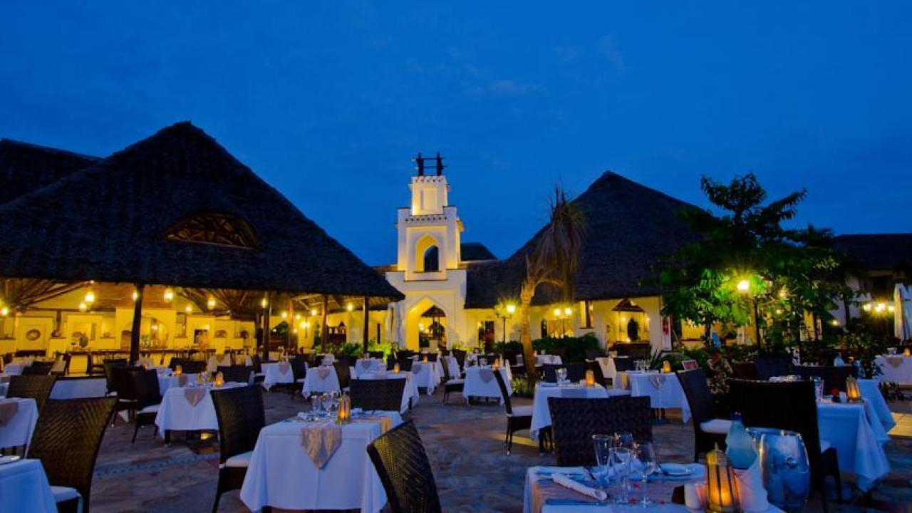 Sea Cliff Resort and Spa Zanzibar - Почивка в Занзибар - 9 нощувки All Inclusive с полет от София
