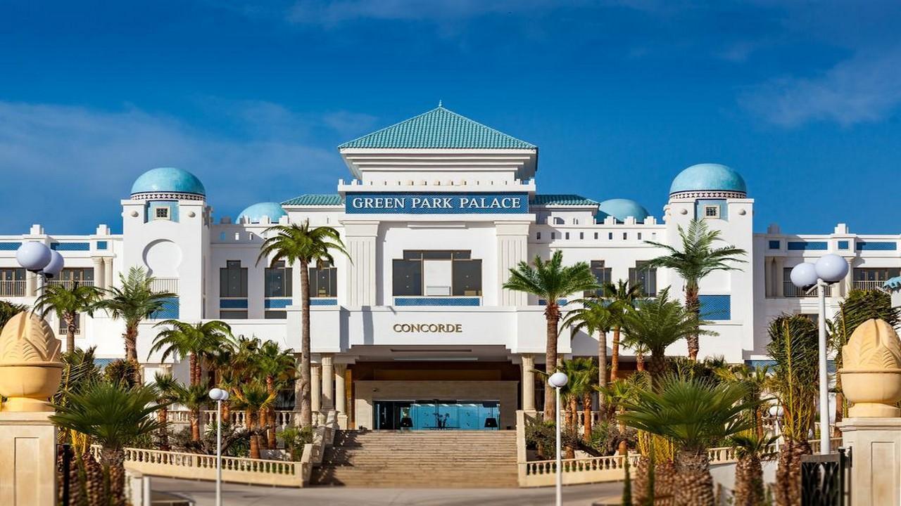 CONCORDE GREEN PARK PALACE 5* - Почивка в Тунис (полет от София)