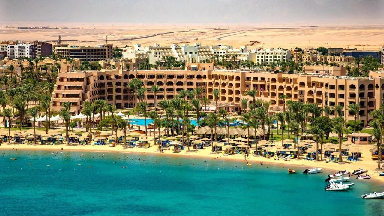 Continental Hurghada Resort 5* - ПЕРЛИТЕ НА ЕГИПЕТ - Кайро и Хургада - полет от Варна до Хургада 2021 г.
