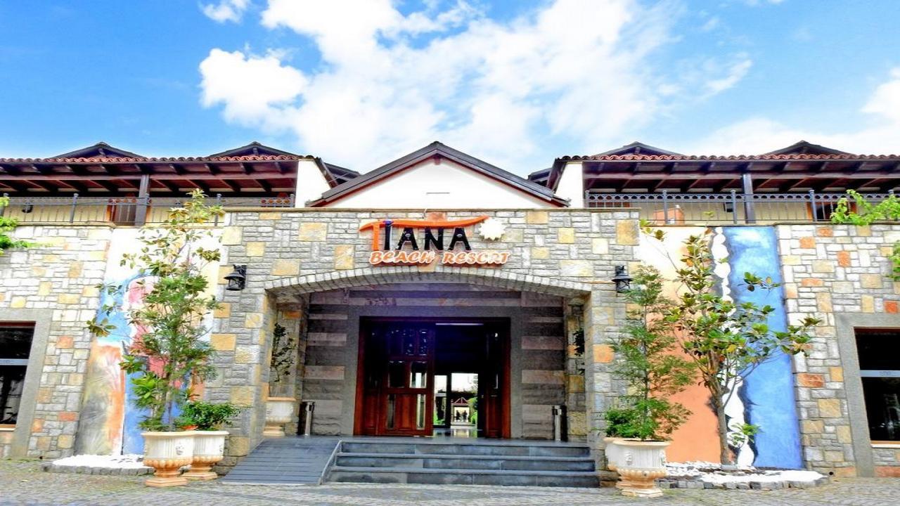 Tiana Beach Resort - Почивка в Бодрум с полет от София