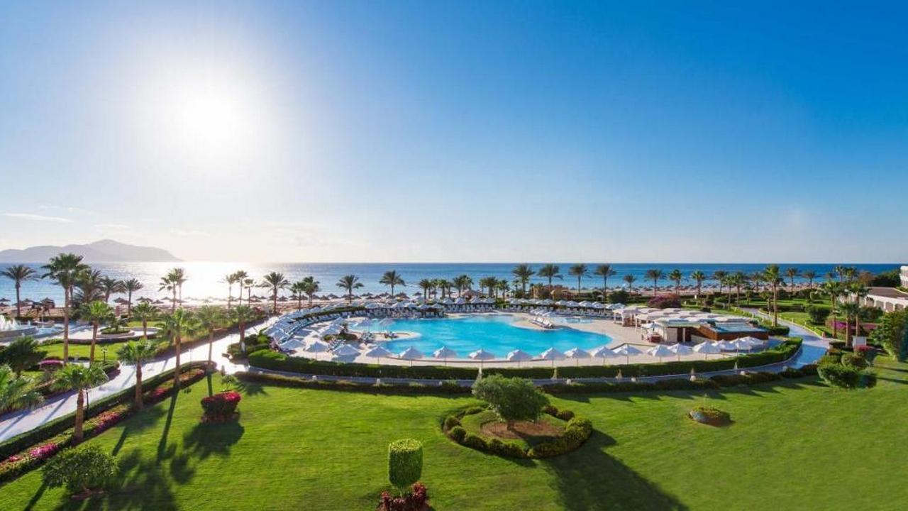 Baron Resort Sharm El Sheikh - Луксозният курорт Шарм ел-Шейх - 7 нощувки - полет от Варна