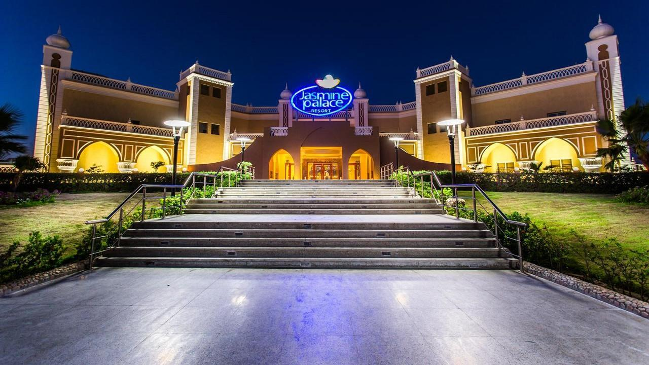 Jasmine Palace Resort - ПЕРЛИТЕ НА ЕГИПЕТ - Кайро и Хургада - полет от Варна до Кайро