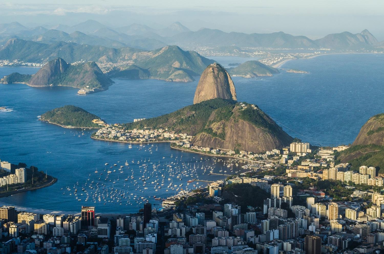 Слънце, Танго и Вино - Бразилия, Аржентина и Чили