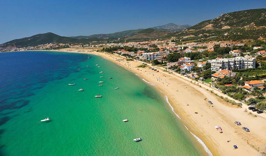Почивка в Неа Ираклица, край Кавала - Гърция