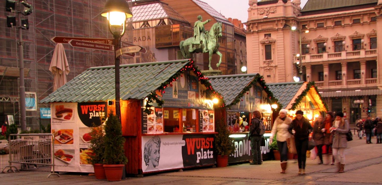 Нова Година - Белград