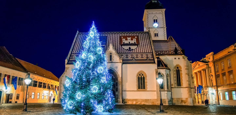 Нова Година в Загреб - 3 нощувки - автобус