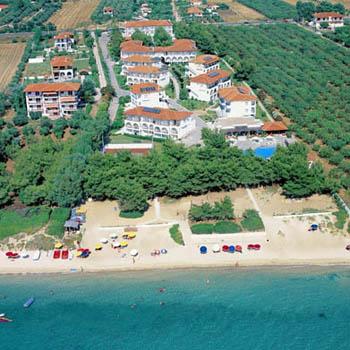 PORTES BEACH HOTEL ****, Гърция, Халкидики