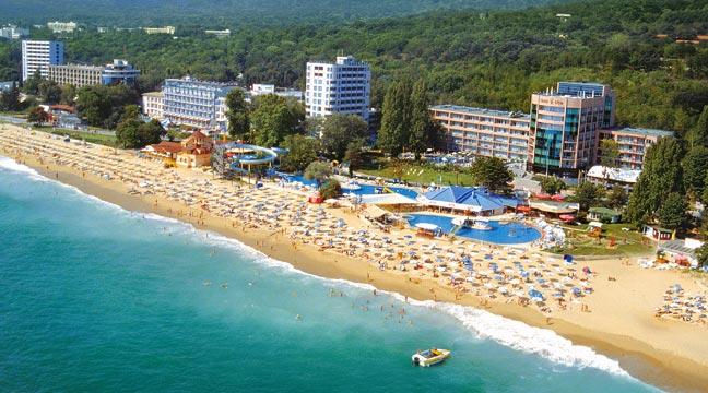 Почивка в хотел Лилия 4*, Златни Пясъци - полупансион