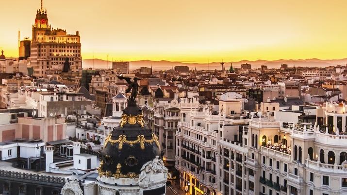 ВЕЛИКДЕН В МАДРИД! ПРОМО ЦЕНА ОТ 299 ЕВРО - ПОЛЕТИ И ХОТЕЛ-ЦЕНТЪР