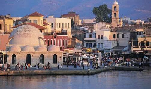 Почивка на остров Крит през септември - полет от София!