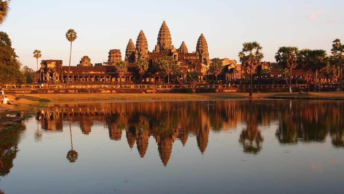Виетнам и Камбоджа - древност и съвремие