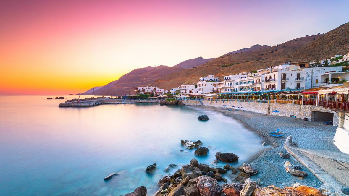 Почивка на остров Крит - директен полет от София!