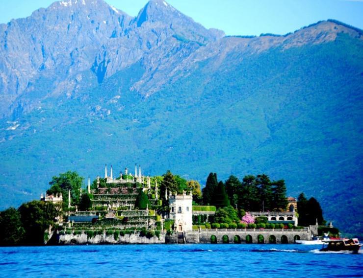 Италианските езера - Гарда, Комо и Маджоре - автобус!