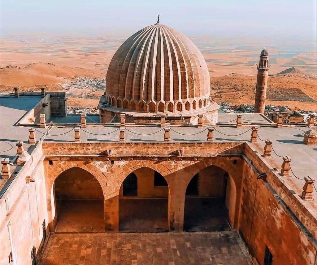 Мардин - кехлибарената долина на Месопотамия