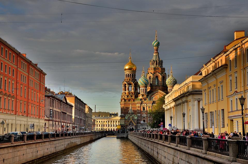 Лятната магия на Москва и Санкт Петербург 2021 г.: 7 нощувки
