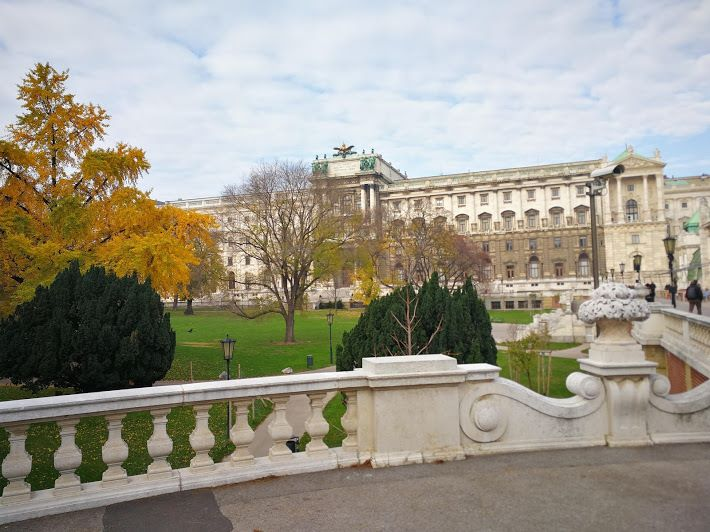 Летен уикенд в аристократична Виена