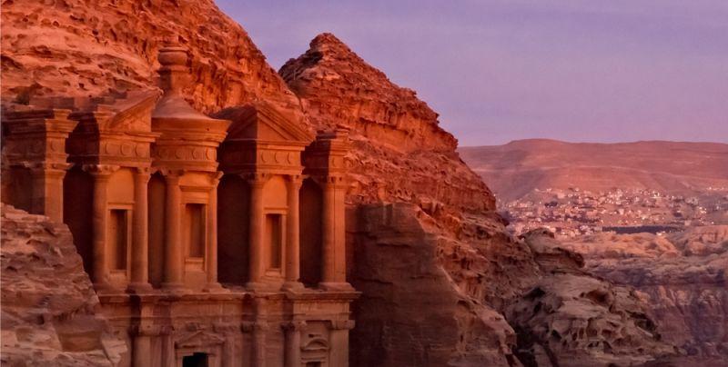 Обиколна екскурзия в Йордания с чартър от София - 7 нощувки