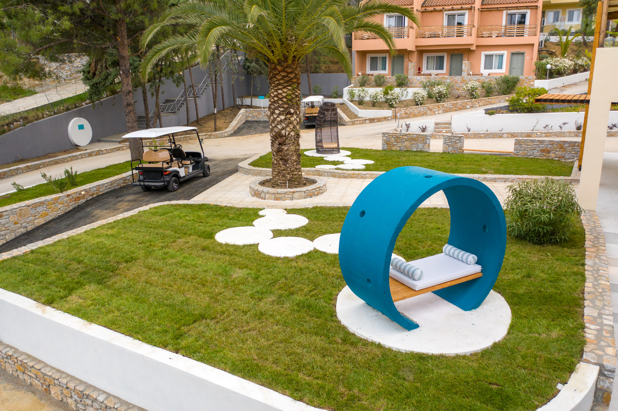 Почивка на о-в Тасос - хотел ZOE 4* - 25.09.2021 - от Варна и Бургас!
