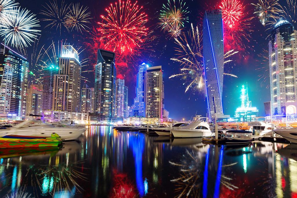 Нова Година в Дубай с полет от Варна