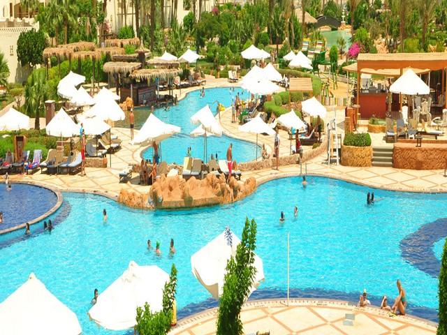 Шарм ел Шейх - Regency Plaza Aquapark Resort 5* - 7 нощувки - от София и Варна