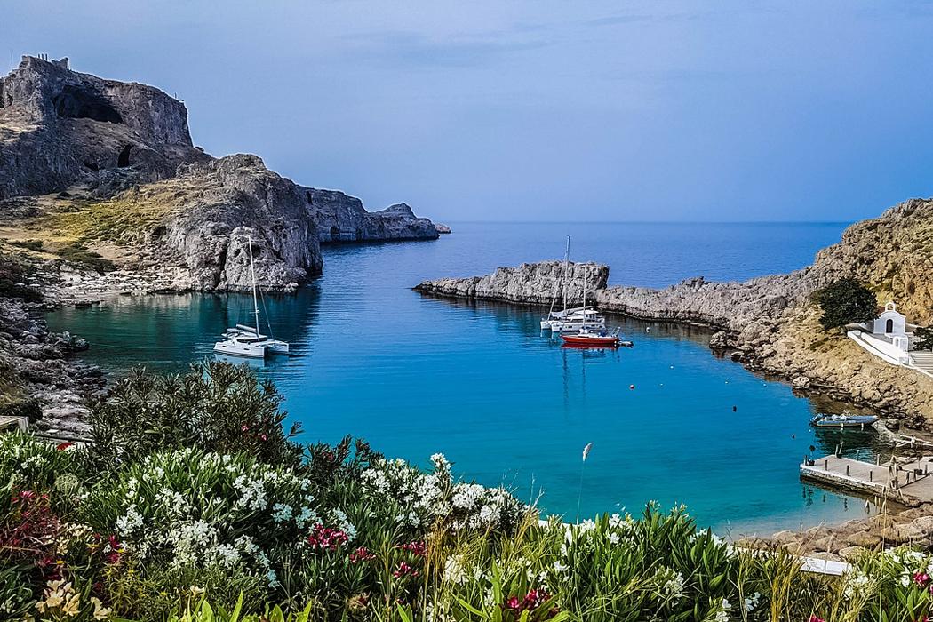 Почивка в Гърция - остров Родос - 7 нощувки - полет от София