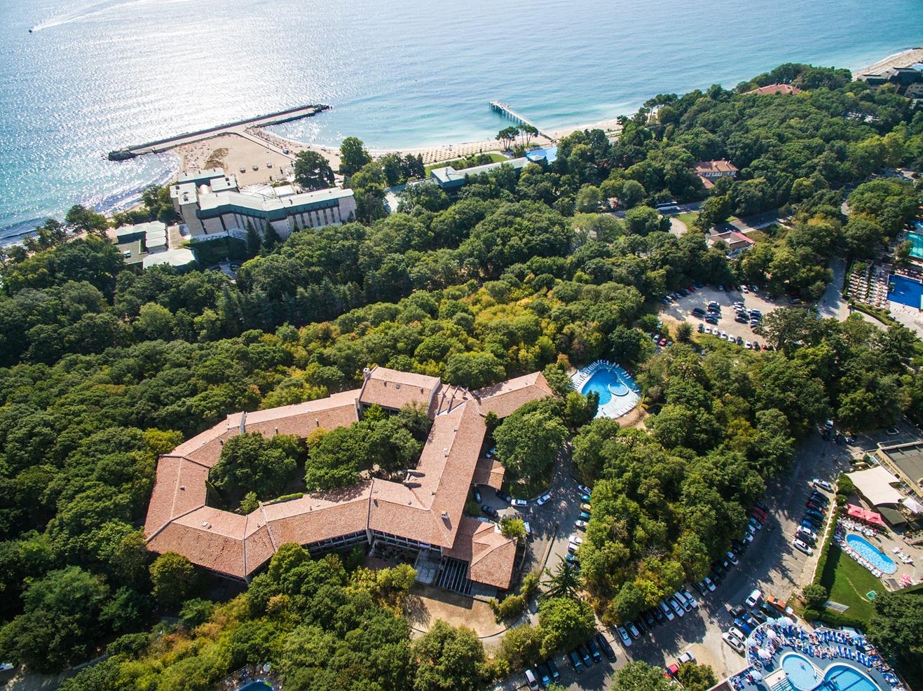 Морска почивка в хотел Преслав 3* - Златни пясъци