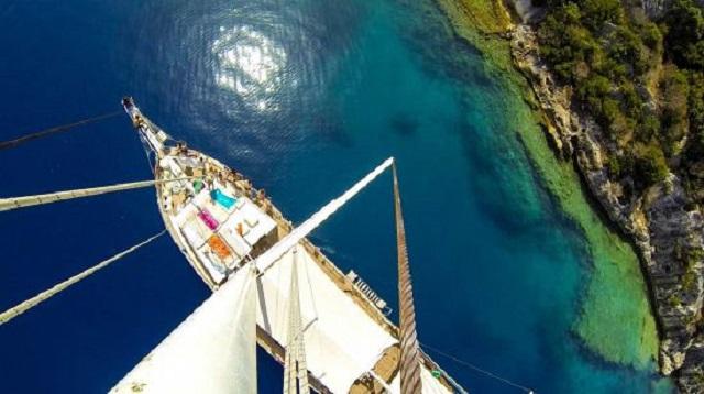 Круиз - почивка на яхта из бреговете на Мармарис и Фетие