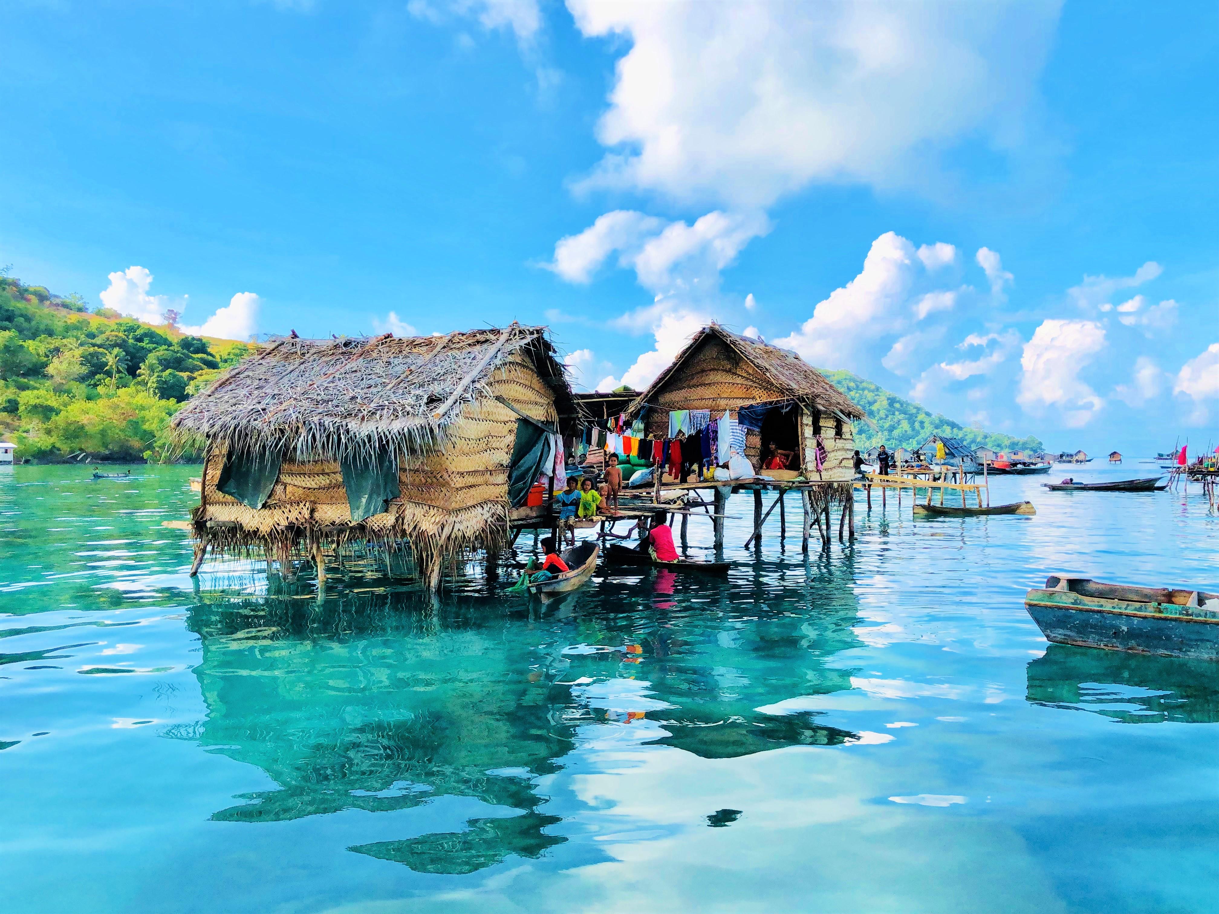 !НОВО! Остров БОРНЕО, щат Сабах, султанство Бруней и Куала Лумпур
