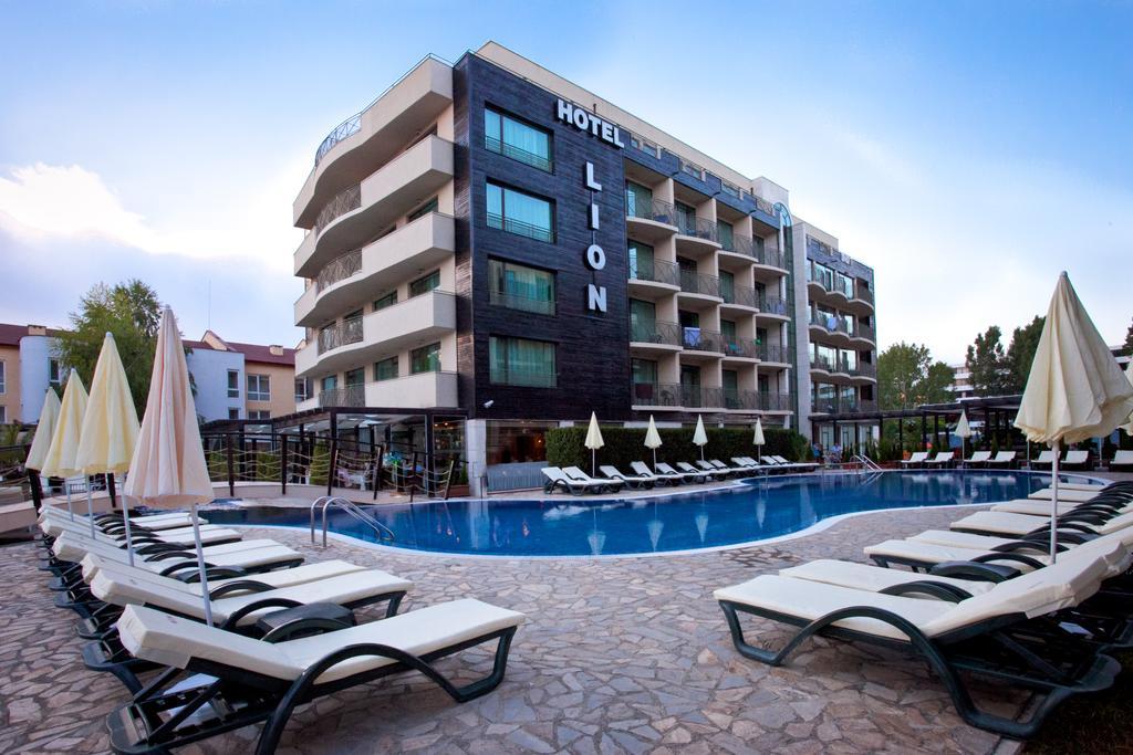 15% отстъпка в хотел Лион 4*, Слънчев бряг, Полупансион