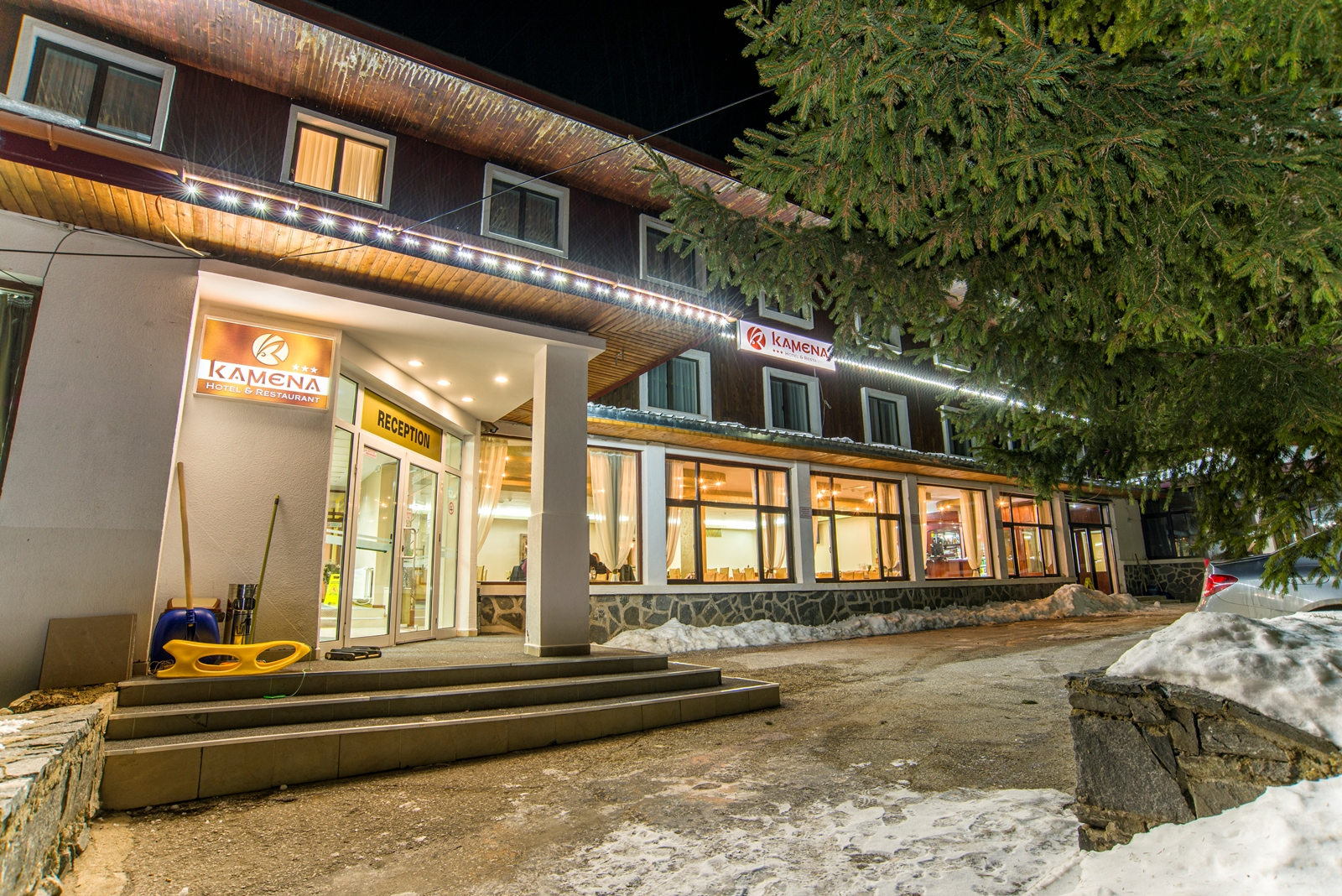 Нова година в планината – хотел Камена 3*, Пампорово
