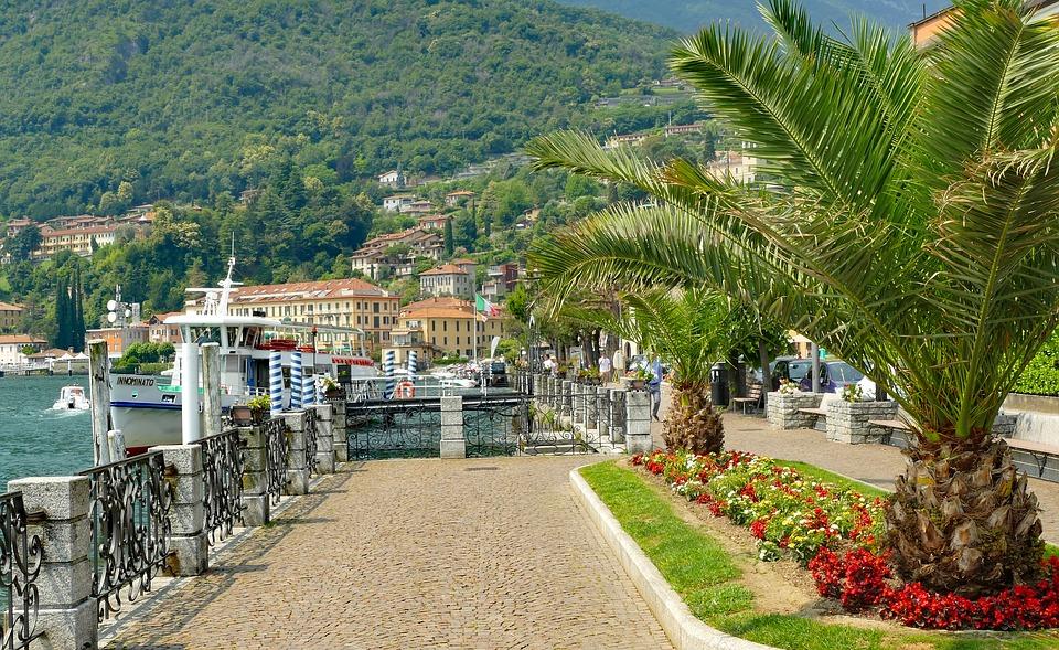 Милано, Верона и езерата Комо, Гарда в Италия и Лугано в Швейцария