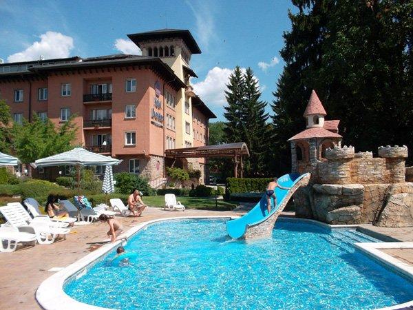 Лято в СПА хотел Двореца 5*, Велинград