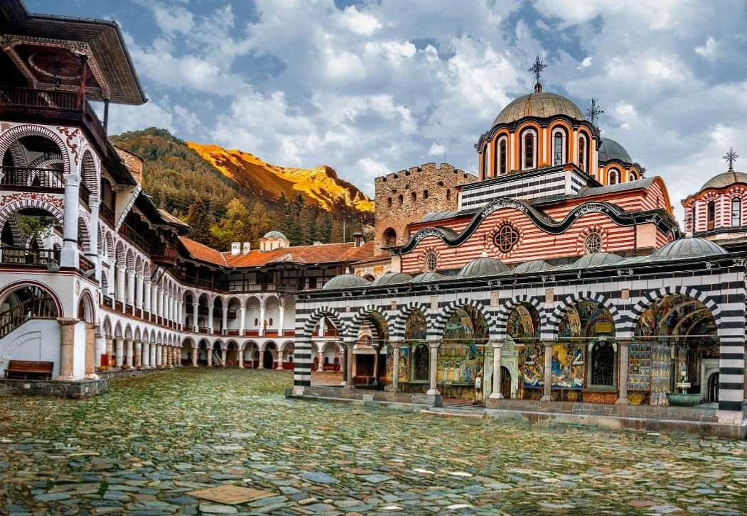 Великден в Банско-Рилски манастир-Мелник-Рупите-Роженски манастир